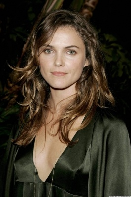 keri russell. so pretty. i want her hair.