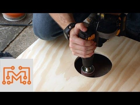 Easy to build cornhole with handles and locks so they're easy to carry and store.