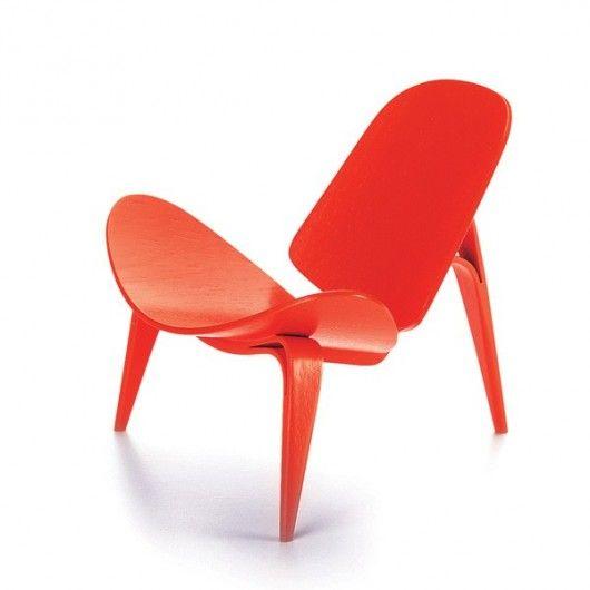Miniature Wegner 3 Legged Chair Design Hans Wegner, 1963 Miniature Scale  Model Made In Poland By Vitra Each Vitra Miniature Is True To.