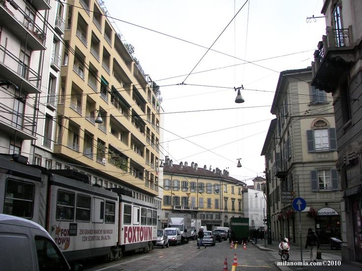 Milano - Corso Magenta