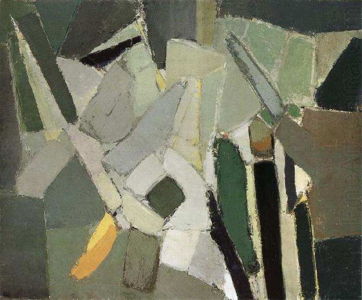 Nicolas de Stäel, Figure 1949