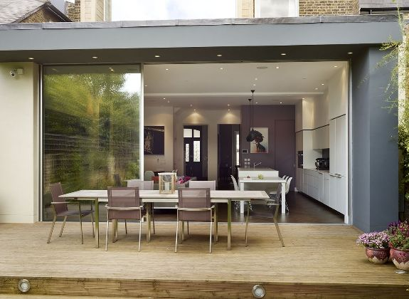 Family entertaining space bulthaup by Kitchen architecture #kitchens