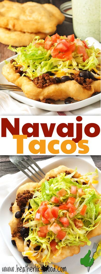 Navajo Tacos Recipe are easy if you follow a few tips for the best fry bread ever!