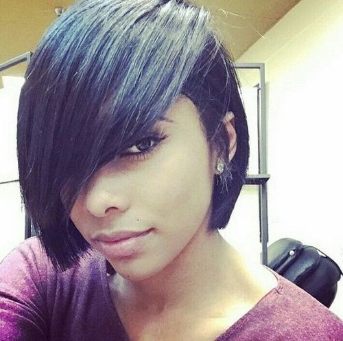 25 best ideas about Black bob hairstyles on Pinterest