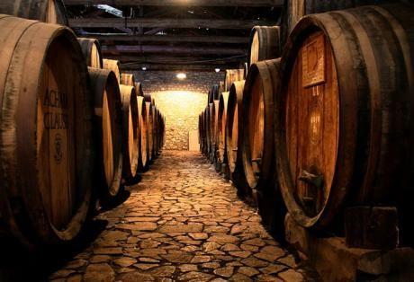 #near #Selianitika #Achaia #Greece. Achaia Clauss Wine Company Ltd.
