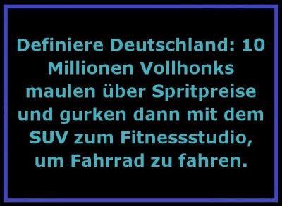 <typisch deutsch