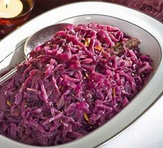 Christmas spiced red cabbage.   This was good, but not miles better than the old reliable honey and apple version my Mum taught me, which is less mucking about.