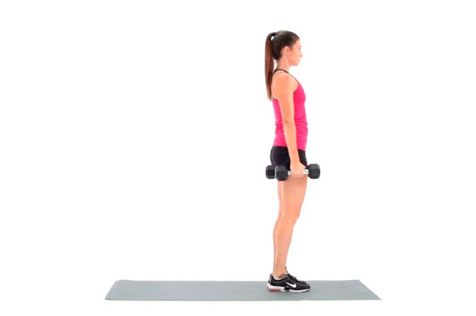 how to get better at lunges