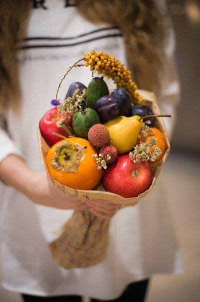 «ЕВА, ЕШЬ» Букеты из овощей и фруктов