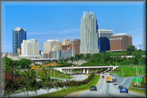Raleigh Durham North Carolina.