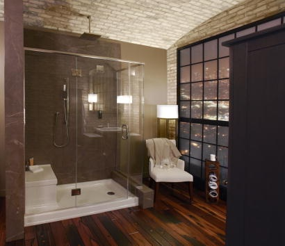 Photo Gallery For Photographers A bathroom suite in the Kohler Design Center This pin re pin is