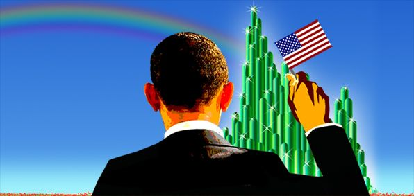 'There's No Place Like Utopia' available on demand Popular documentary portrays Obama as 'Wizard of Oz'
