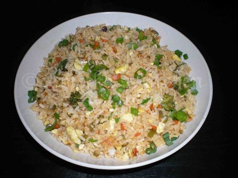 Main, CM31, Rice and Noodle, Chow Mein, Egg Fried Rice, Chinese