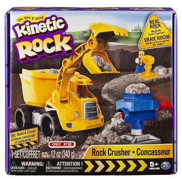 Kinetic Rock - Rock Crusher - Target Exclusive