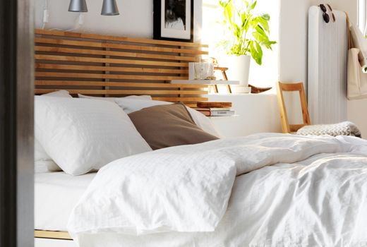 17 Best ideas about Ikea Headboard on Pinterest Bookcase headboard, Bed frame storage and