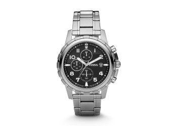 Reloj Fossil R12009 Elegante acero inoxidable $430.000