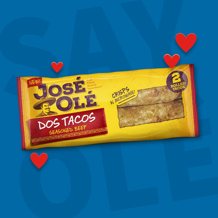 fall in #love with #JoséOlé #DosTacos