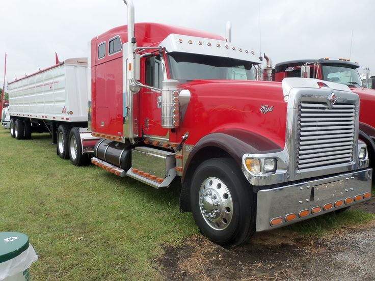 International Harvester Trailers : Best wheelers images on pinterest big trucks