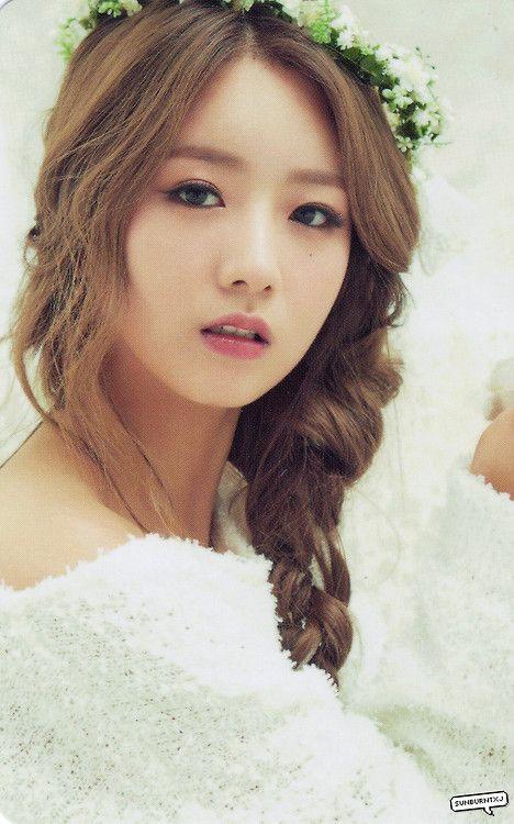 Yoon Bomi(apink)