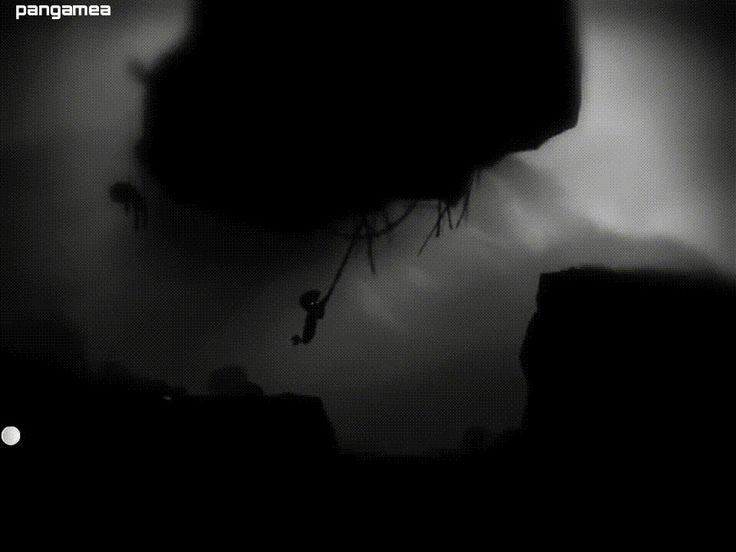 Limbo - Grisly and macabre atmospheric adventure puzzler