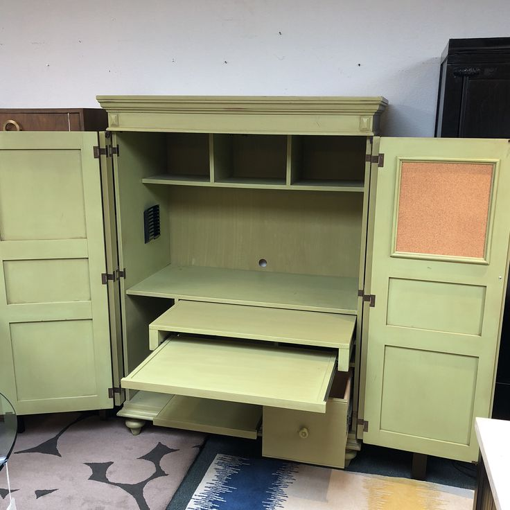 Buy Computer armoire to keep things organized in 2020 ...