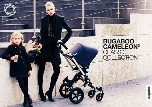 BUGABOO Коляска 2 в 1 Cameleon3 NAVY Special edition
