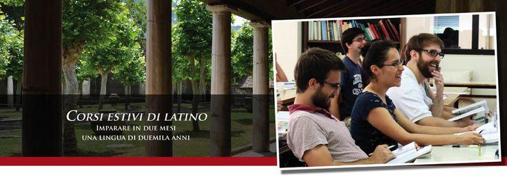 LINGVA LATINA PER SE ILLVSTRATA: Cursos de Latín en Roma. Verano 2014