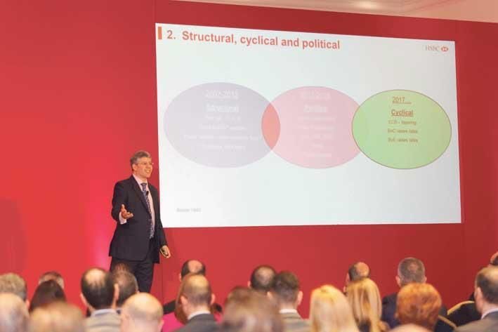 Hsbc Malta Hosts Top Worldwide Professional On Foreign Exchange