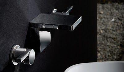 """Encuentro realmente fascinante el diseño de objetos donde el diseño tiene poco """"campo para jugar"""" ó las formas y detalles perfectamente sutiles. Creo que este es el caso de las llaves para baño, las cuales he estado viendo acaparar más y más la atención.. en gran parte por la excelente ejecución de los diseñadores que mencionare a continuación."""