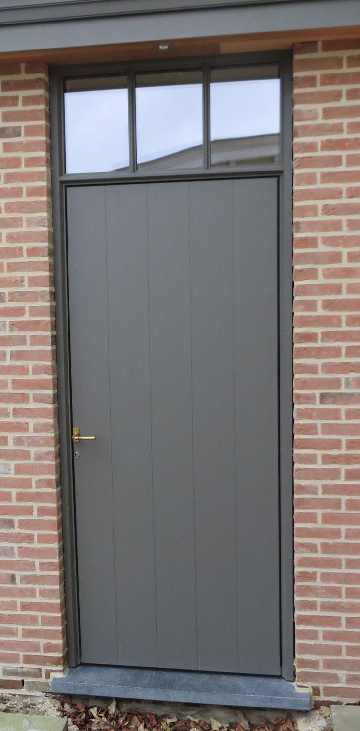 Voordeuren - Steel Look - ADR Construct