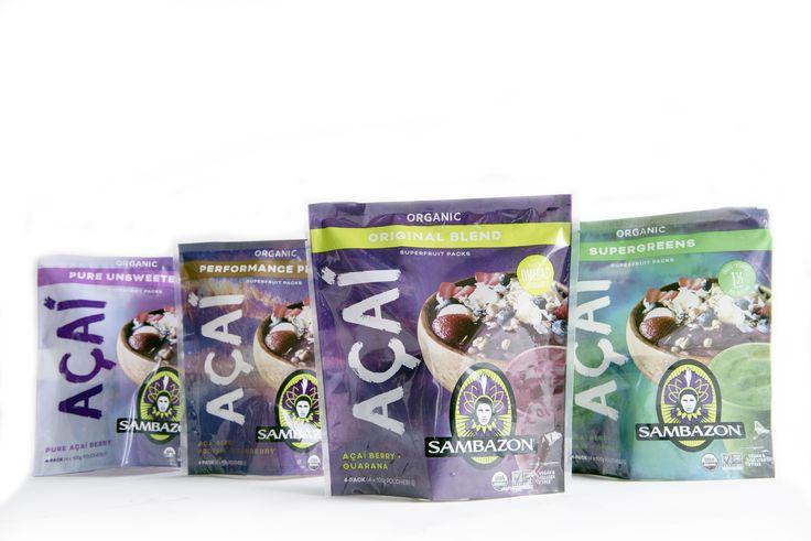 Frozen Açaí Puree Packs | the products | Acai puree ...