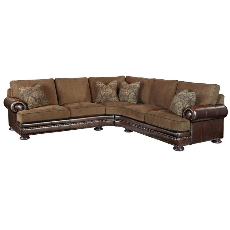 Bernhardt Foster 2 Pc Sectional Weekends Only Furniture And Mattress Sectionals Pinterest Leather