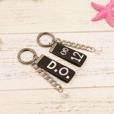 EXO Phone Case Keytag Pendant