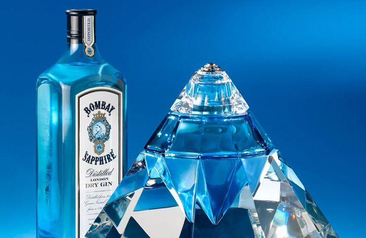 Most Expensive Alcoholic Drinks in the World #7 Bombay Sapphire – Revelation- $200,000