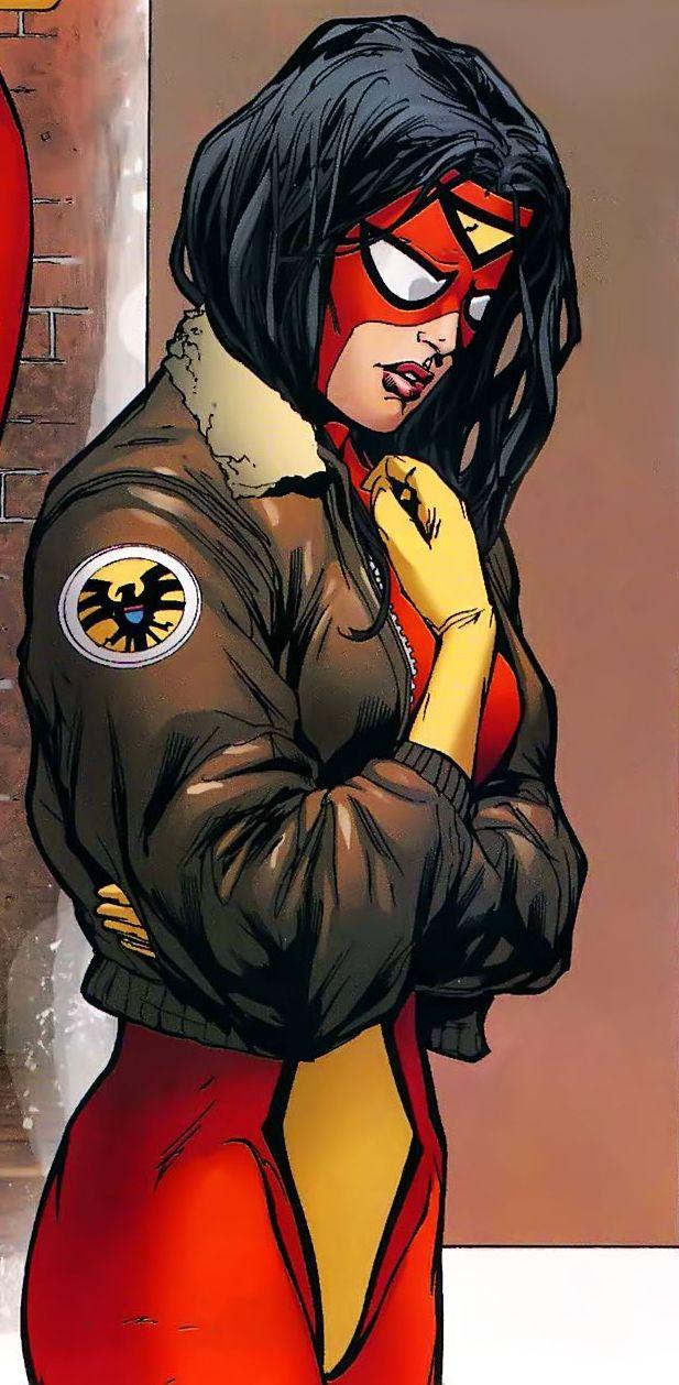 Women of Marvel Spider-Woman