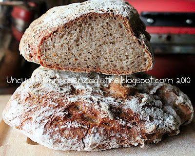Uncuoredifarinasenzaglutine: Pane della Franconia Senza Glutine... L'evoluzione di un pane