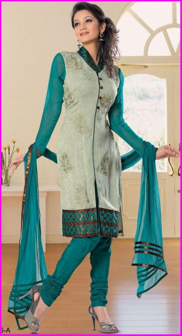 Stylish Neck Gala Lace Design 2015 for Ladies Suit Salwar Kamee