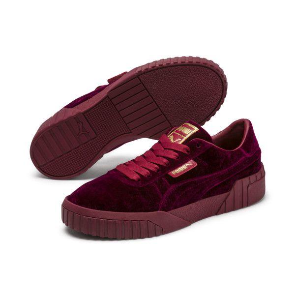 Image 1 of Cali Velvet Women's Sneakers