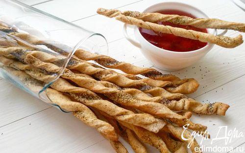 Гриссини или хлебные палочки | Кулинарные рецепты от «Едим дома!»