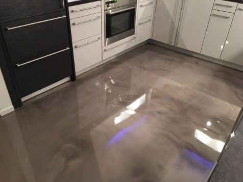 45 Best Images About Lava Flow 174 Metallic Epoxy Floor