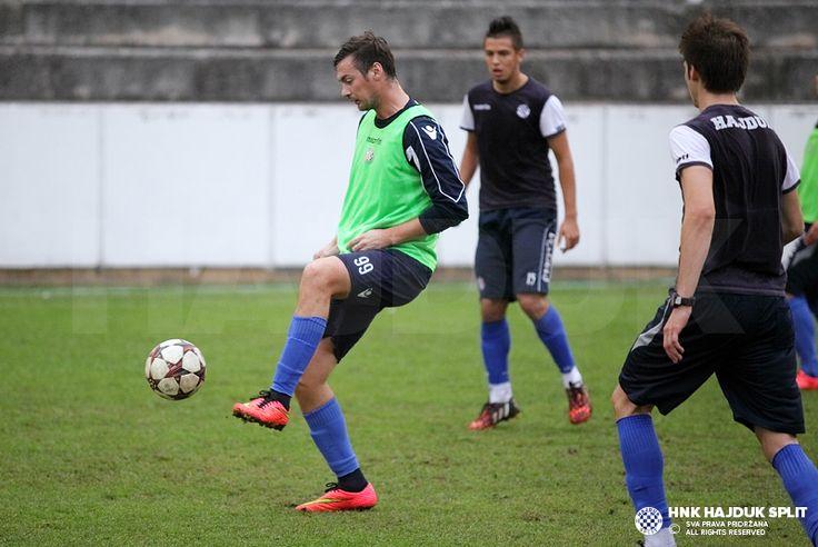 Trening Hajduka 15. listopada • HNK Hajduk Split
