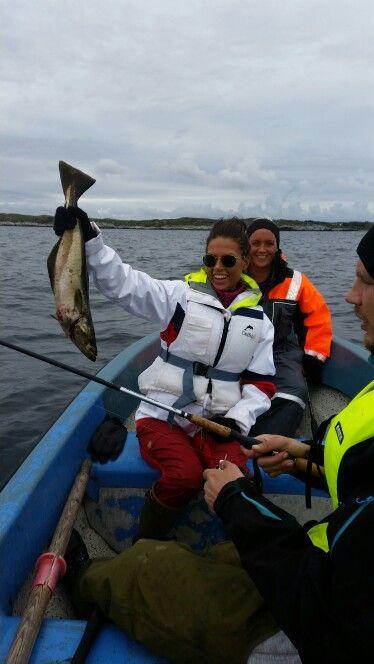 Fisking på Frøya; )