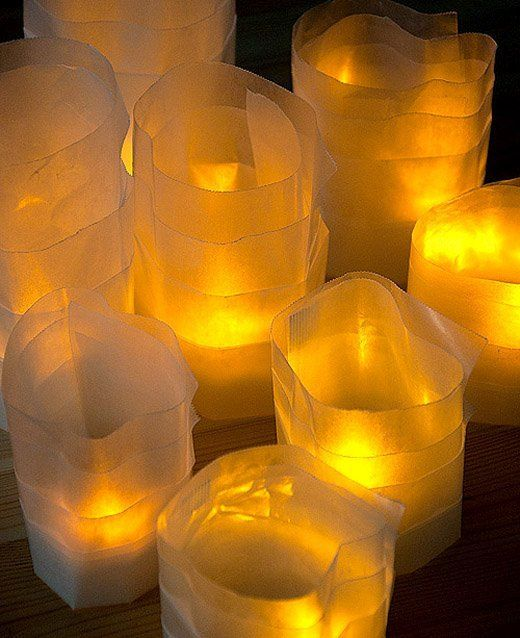 Well known 224 best flameless tea light crafts images on Pinterest | Candle  CM23