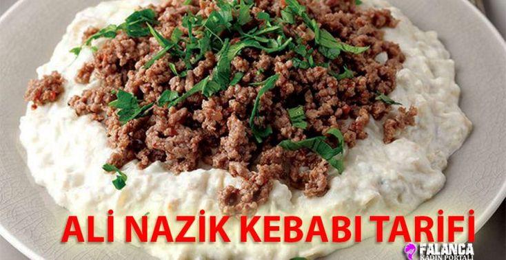 Ali Nazik Kebabı Nasıl Yapılır? #yemek #yemektarifleri #yemektarifi #alinazik #alinaziktarifi
