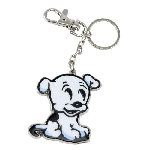 Betty Boop And Pudgy The Dog Keychain Now You Too Can Have
