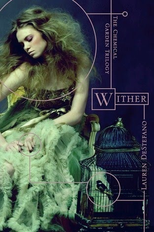 This book is among my favorites as well, it is called Wither by Lauren DeStefano. Here's a little about it:   Medical science grew so advanced in the 21st century that it created a generation of perfect human beings. All of the big diseases and cancers are gone and no one really knows how long this generation will live. However, the descendants of this generation are not so lucky. At the age of 25 for males and 20 for females every single person contracts an illness and dies.