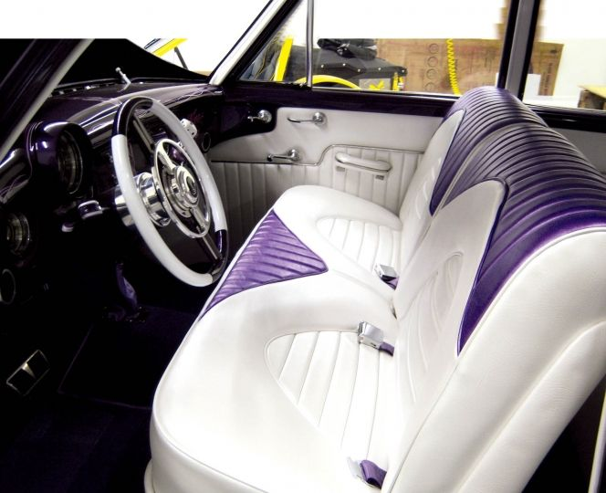hot rod upholstery print share this article tags auto interior case study automotive. Black Bedroom Furniture Sets. Home Design Ideas
