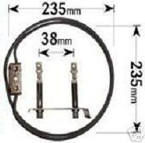 Fan Oven Element For Belling 646 Series Electric Cookers