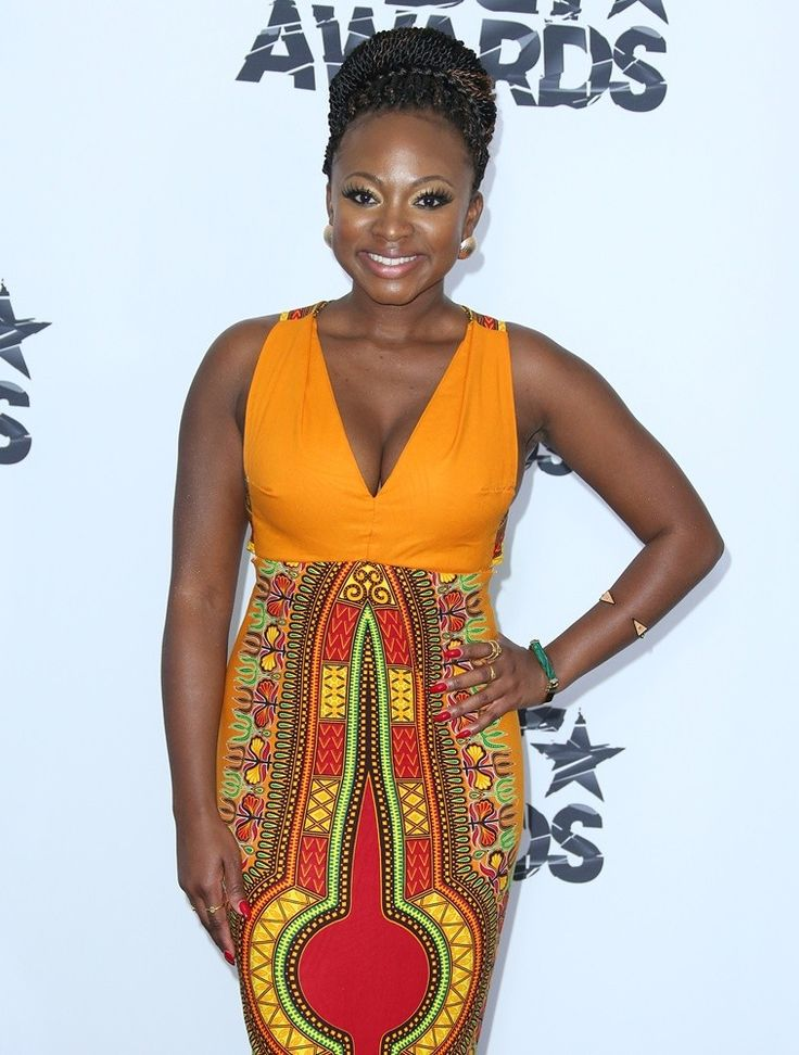 Naturi Naughton | Naturi Naughton Picture 32 - 2015 BET Awards - Press Room