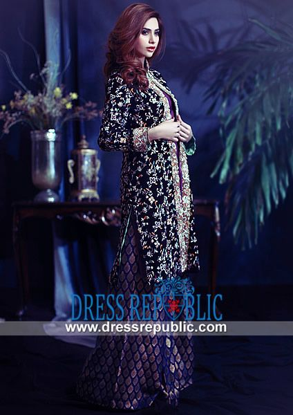 Maheen Karim Party wear Collection 2014-2015 in UK Shop ...
